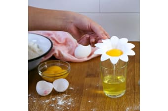 Daisy Egg Separator - Cute Novelty Kitchen Utensil