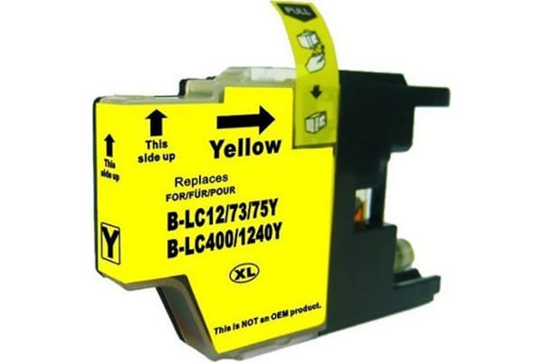 LC73XL Yellow Compatible Inkjet Cartridge