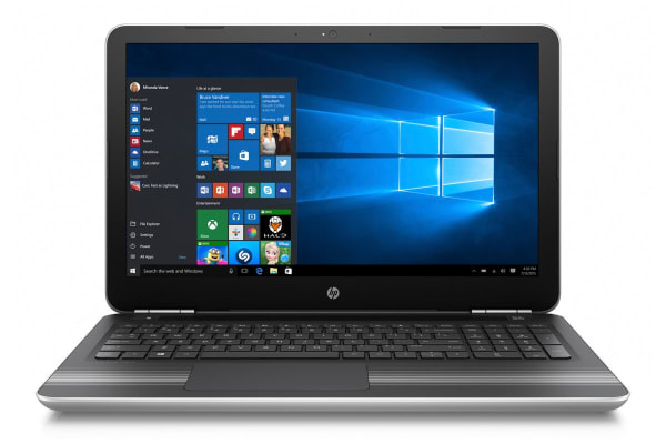 "HP 15.6"" Pavillion 15-AU050TX I7-6500U 8GB RAM 1TB HDD NV-940MX 4GB HD Full HD Notebook (X0H69PA)"