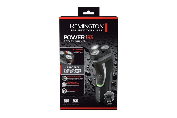 Remington Power Series R3 Rotary Shaver (R3500AU)