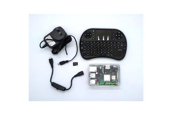 Tinker Board Black Starter Kit