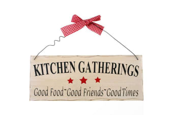Something Different Kitchen Gatherings Hanging Sign (Multicolour) (One Size)