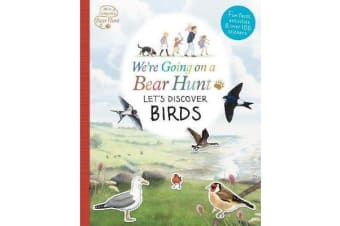 We're Going on a Bear Hunt - Let's Discover Birds