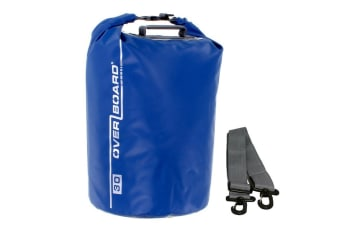 Overboard 30 Litre Dry Tube BLUE