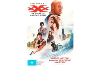 XXX : The Return of Xander Cage