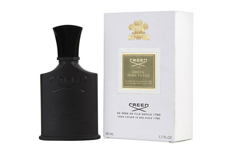 Creed Green Irish Tweed Eau De Parfum Spray (Unisex) 50ml