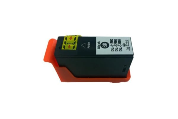 Series 33 Black Compatible Inkjet Cartridge
