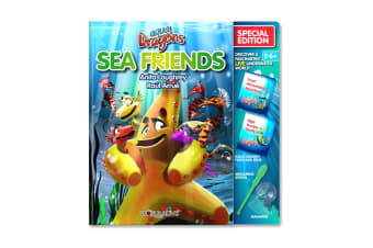 Aqua Dragons Sea Friends Book and Kit