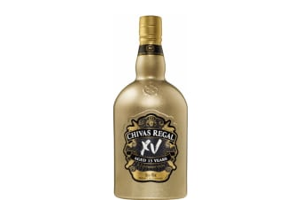 Chivas Regal XV 15 Year Old GOLD 700mL Bottle