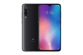 Xiaomi Mi 9 (128GB, Piano Black) - Global Model