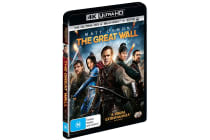 The Great Wall 4K Ultra HD UHD