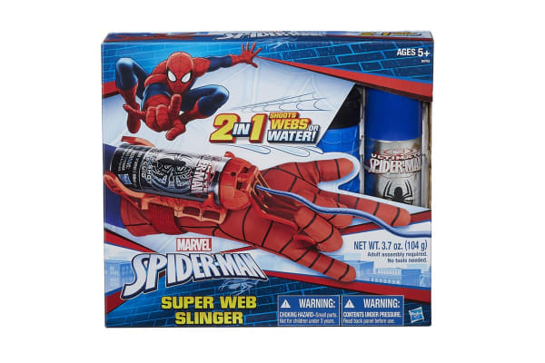 Spider-Man Super Web Slinger