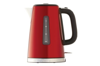 Russell Hobbs Lunar Kettle - Red (RHK62RBY)