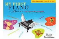 Faber Piano Adventures - My First Piano Adventure - Writing Book B