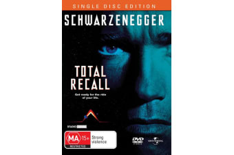 Total Recall DVD Region 4
