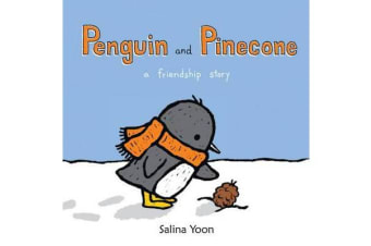 Penguin and Pinecone - A Friendship Story