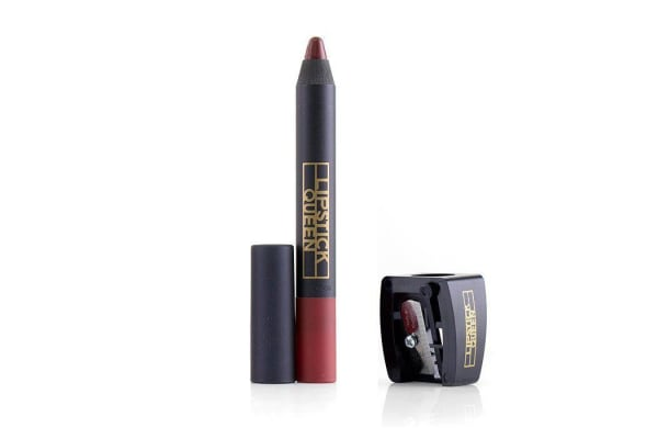 Lipstick Queen Cupid's Bow Lip Pencil With Pencil Sharpener - # Ovid (Deep, Passionate Rouge) 2.2g/0.07oz