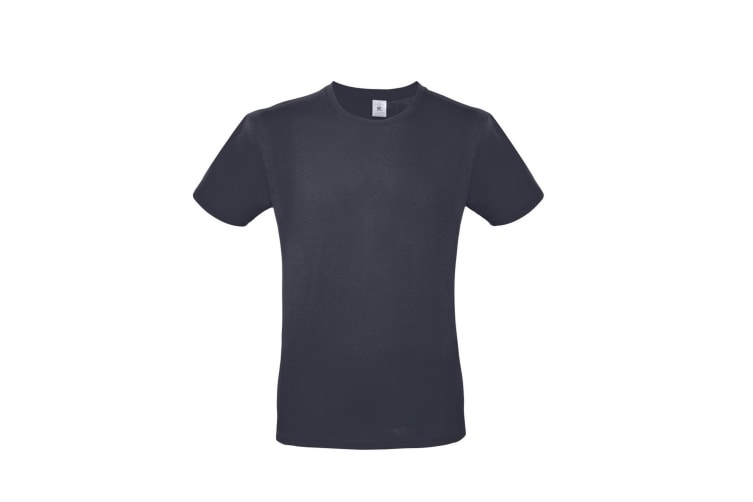 B&C Mens #E150 Tee (Light Navy) (L)