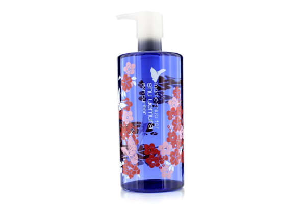 Shu Uemura Whitefficient Clear Brightening Gentle Cleansing Oil (Mamechiyo Limited Edition) (450ml/15.2oz)