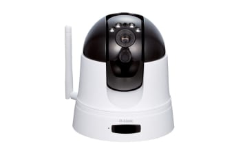 D-Link HD Wireless N Pan/Tilt Network Camera (DCS-5222L)