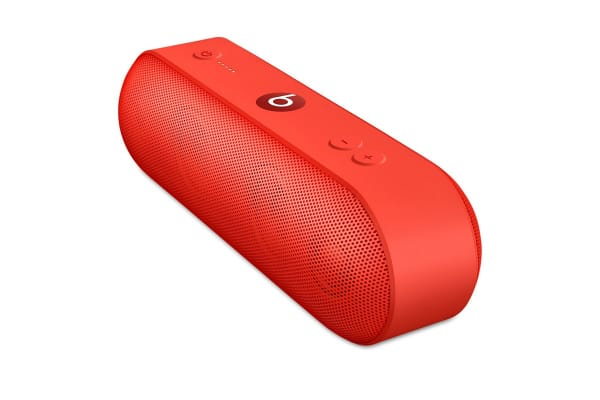 Beats Pill+ Bluetooth Speaker (Red)