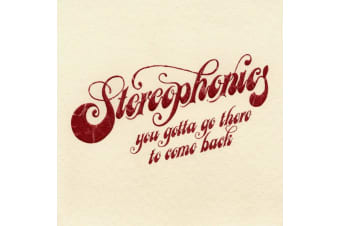 Stereophonics ‎– You Gotta Go There To Come Back PRE-OWNED CD: DISC EXCELLENT