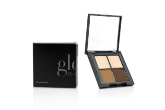 Glo Skin Beauty Brow Quad - # Brown 4.15g