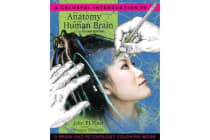 A Colorful Introduction to the Anatomy of the Human Brain - A Brain and Psychology Coloring Book