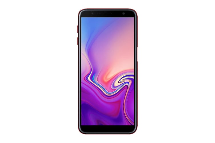 Samsung Galaxy J6+ Dual SIM (32GB, Red)