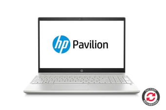 "HP Pavilion 15-cs0053cl 15.6"" Windows 10 Laptop (i5-8250U, 12GB RAM, 1TB, Silver) - Certified Refurbished"