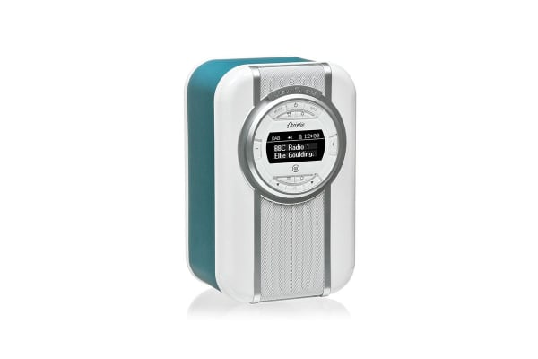 View Quest Christie DAB+ Radio & Speaker - Teal (CHRISTIE-TL)