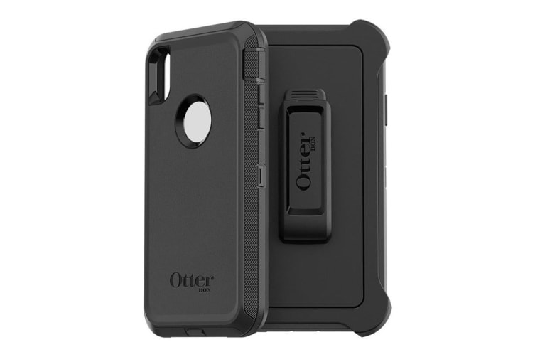 Otterbox Defender Case for Apple iPhone Xs Max - Black