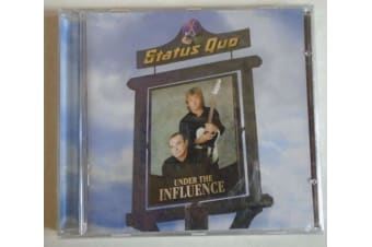 Status Quo: Under The Influence BRAND NEW SEALED MUSIC ALBUM CD - AU STOCK