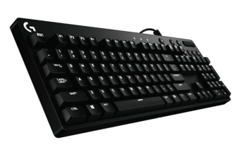 Logitech G610 Backlit Mechanical Gaming Keyboard USB Black