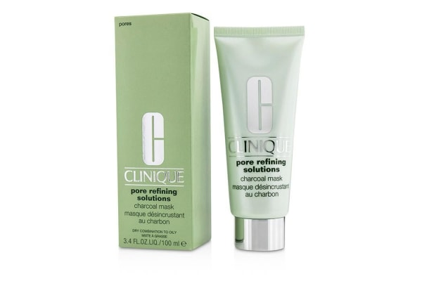 Clinique Pore Refining Solutions Charcoal Mask (Dry Combination to Oily) (100ml/3.4oz)