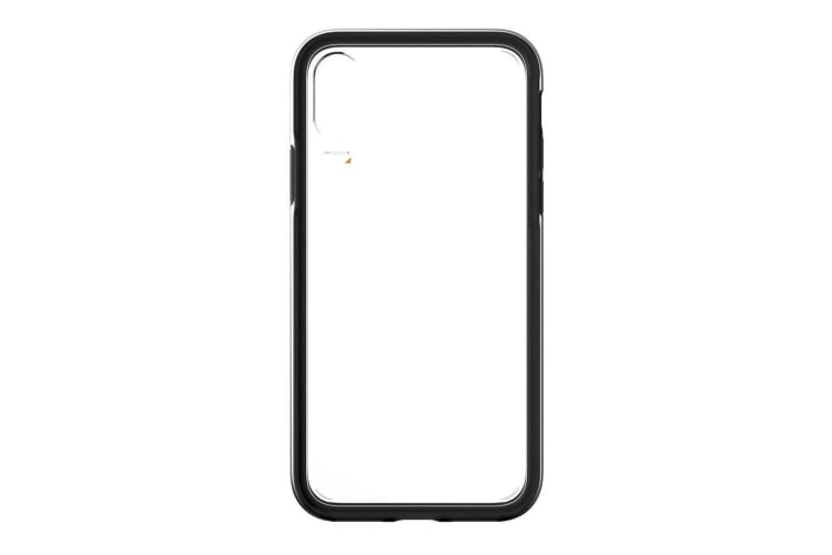 EFM Aspen D3O Case Armour Mobile Protection Cover for iPhone XS Max Clear Black