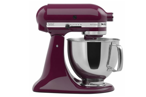 KitchenAid KSM150 Artisan Stand Mixer - Boysenberry (5KSM150PSABY)