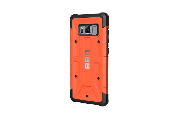 UAG Galaxy S8 Pathfinder Case (Rust)