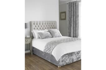 Riva Home Verona Bed Wrap (Silver)