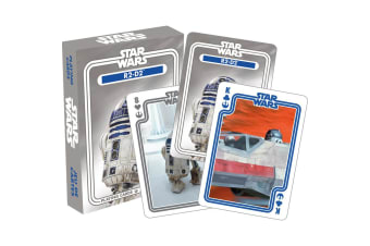 Star Wars - R2-D2 Playing Cards