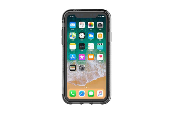 Cygnett Orbit Premium Protective Case for iPhone Xs Max - Black (CY2605CPORB)