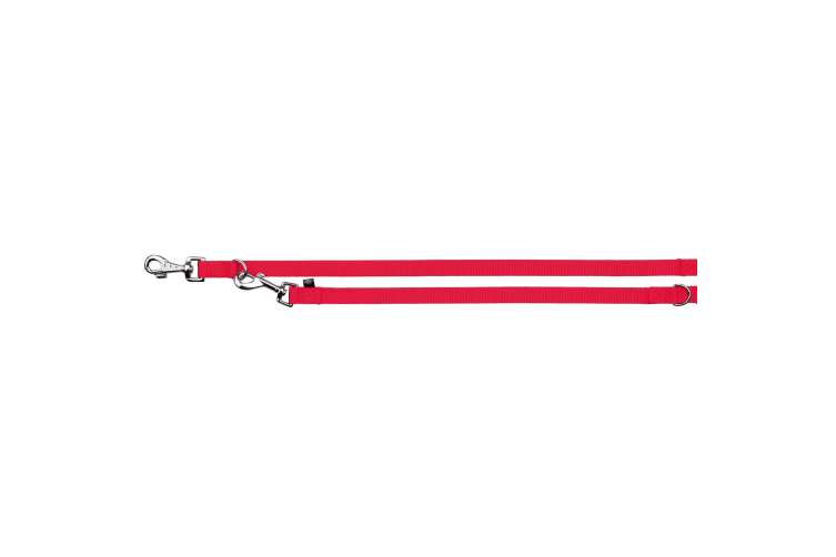 Trixie Adjustable Dog Leash (Red) (L–XL)