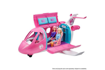 Barbie Travel Dreamplane Playset