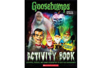 Goosebumps the Movie - Activity Book with Stickers
