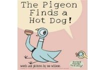Pigeon Finds a Hot Dog!