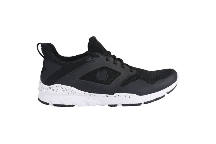 Dare 2B Mens Rebo Trainers (Black/White) (10 UK)