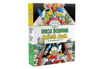 Walt Disney Uncle Scrooge and Donald Duck the Don Rosa Library Gift Box Sets - Vols. 9 & 10 Gift Box Set