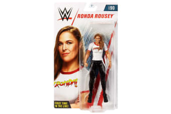 WWE 6-inch Basic Figure Series 90 Ronda Rousey