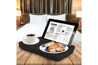 iBED Tablet Lap Desk | by Kikkerland - Small Black
