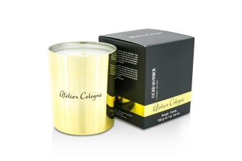 Atelier Cologne Bougie Candle - Gold Leather 190g